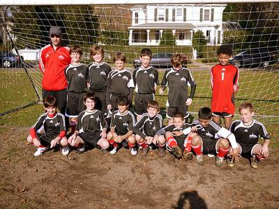 Last Soccer Game Fall 2009