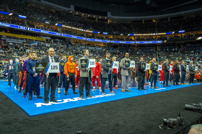 Parade of All-Americans