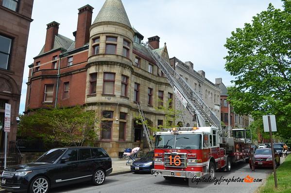 5/2/20 - Baltimore - Eutaw Place