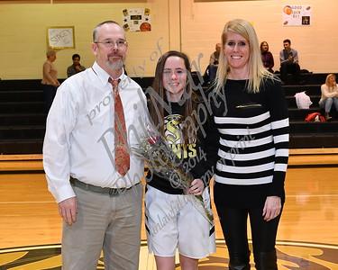 Berks Catholic vs Schuylkill Valley Girls Basketball 2016 - 2017