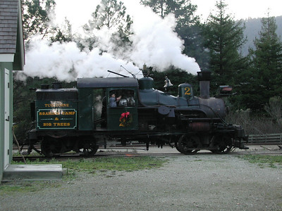 Roaring Camp Dec 2000