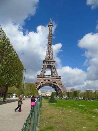 2016-04- 26-27 - En Route & Paris Eiffel Tower, Etc