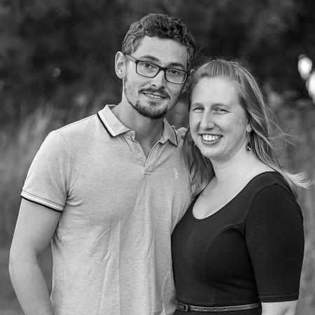 Michelle Dwyer & Steven Houchen