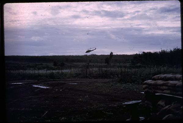 John Ross in Vietnam 1969