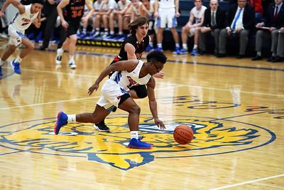 LB Boys' Basketball (2019-2020)