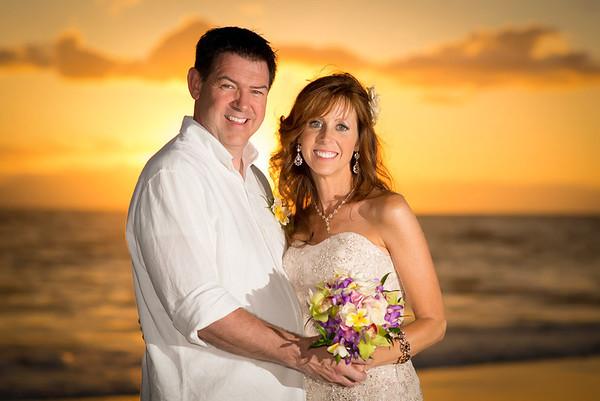 Congratulations Vicki & Ron!