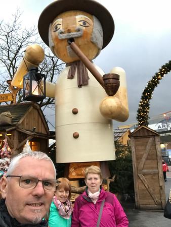 Kerstmarkt Oberhausen 15-12-2017