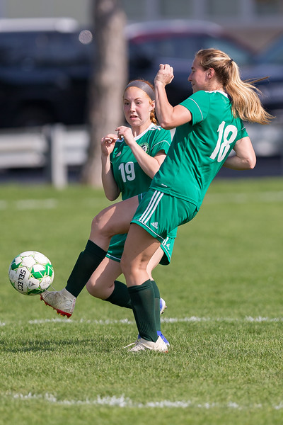 Girls Middle School Soccer | Central Dauphin vs. Susquehanna Township | May 2, 2019