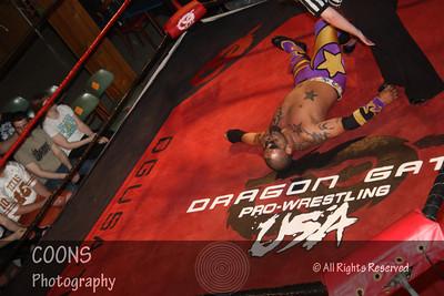 DGUSA 3/29/12 - Pre-Show - Johnny Vandal vs Maxx Stardom