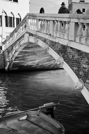 Venice (b/w)