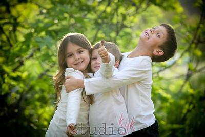 Al-Shaikh kids 2014