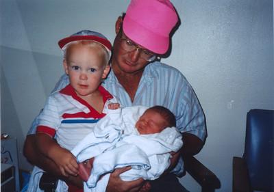 Grady's Birth (July 1990)