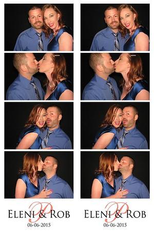 Eleni & Rob June 6, 2015