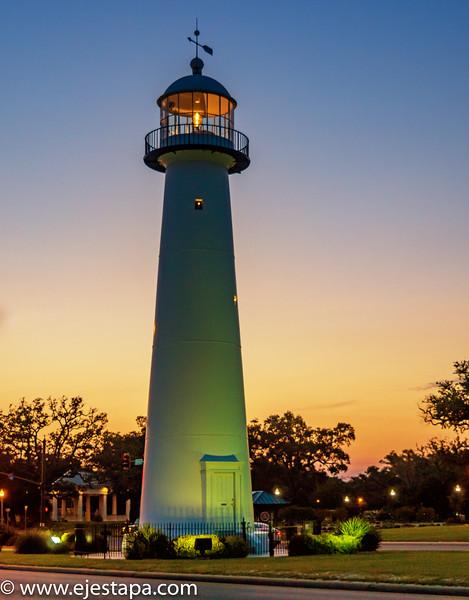 Lighthouse Biloxi