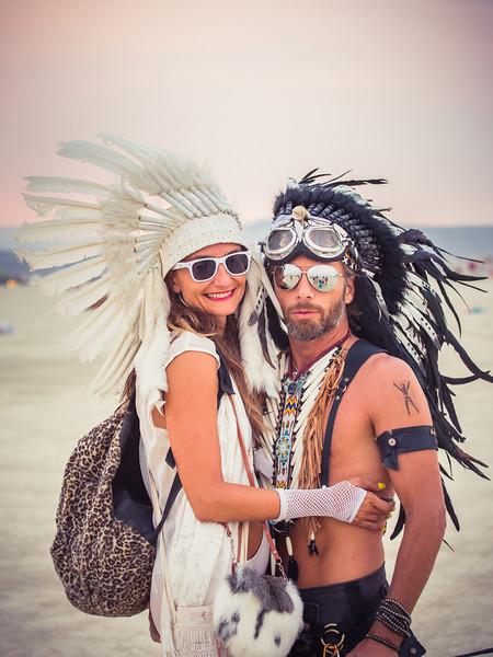 Tribal Burners