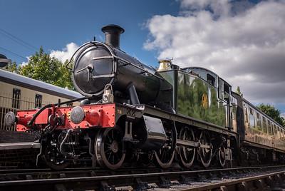 Toddington Steam Railway