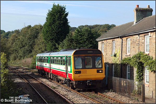 Class 142 (Leyland Bus / BREL Pacer): Arriva Trains Wales