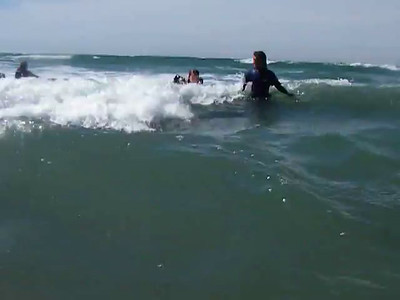 Body Boarding