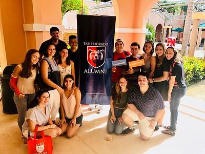 Alumni Reception at Senior Entrance '19