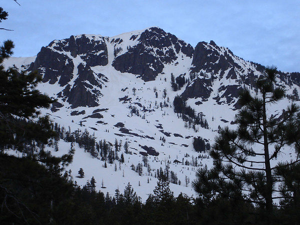 MOUNT TALLAC: MAY 11, 2006