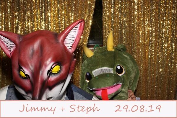 Jimmy + Steph