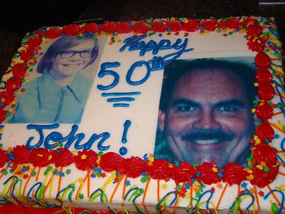 John's 50th Birthday Party