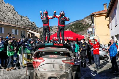 89éme Rallye Monte-Carlo 2021