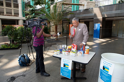Bahama Hurricane Relief Campaign Led by Fulton County Chairman Robb Pitts