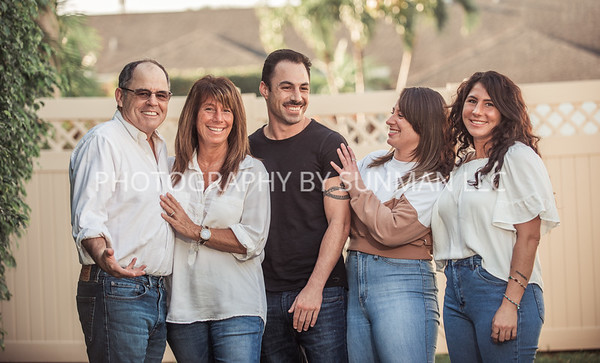 Holiday Photos 2020-  The O'Boyle Family