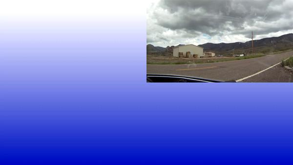 Riding up AZ Highway 78 on the Arizona-New Mexico border.