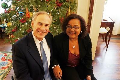 Texas Governor's Holiday Reception 2016