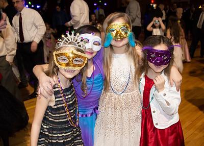 '20 Park Elementary Masquerade Party!