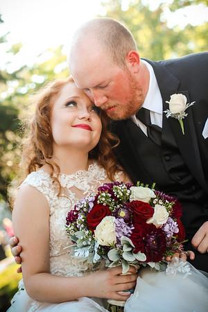 Lauren and Kyle Wedding Day