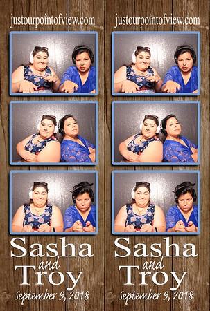 Sasha & Troy