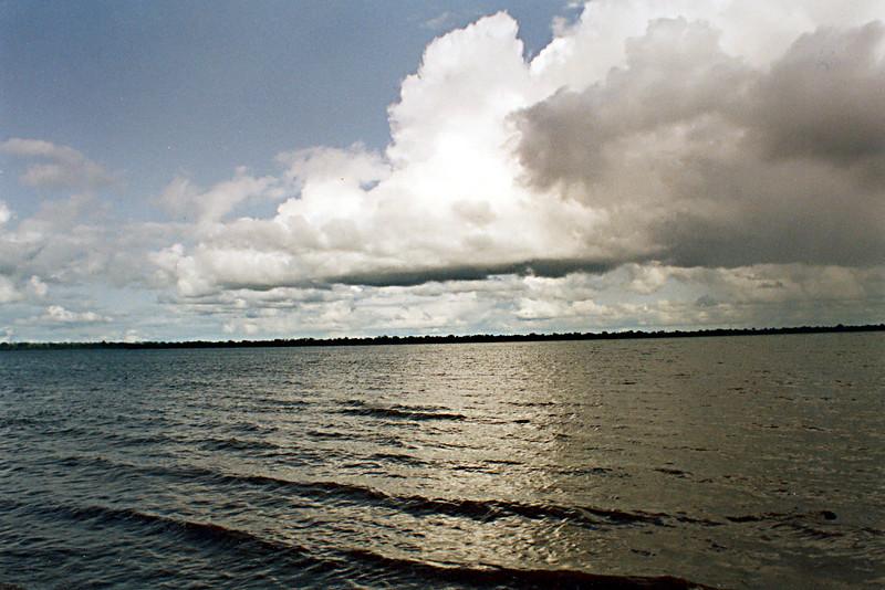 Casamance River at Sedhiou, Senegal, 2001-2002