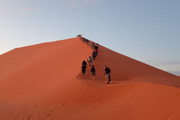 Dune No. 45, Sossusvlei, Namibia