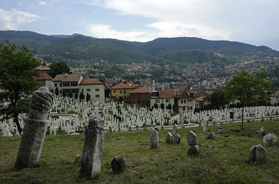Bosnia: Sarajevo, 2014
