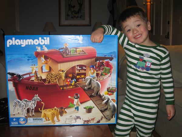 Christmas 2005 - The Time Around Christmas