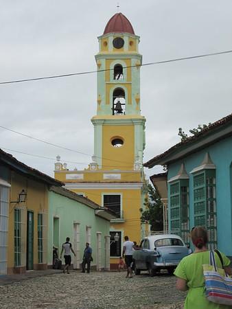 Cuba Interactions