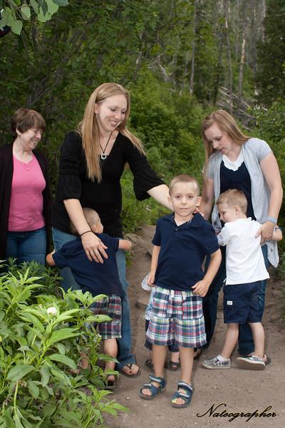Jenn's Family