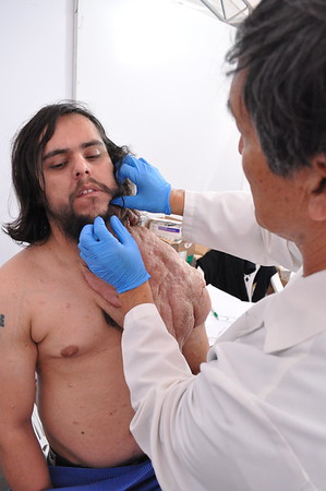 Enrique Galván Surgery