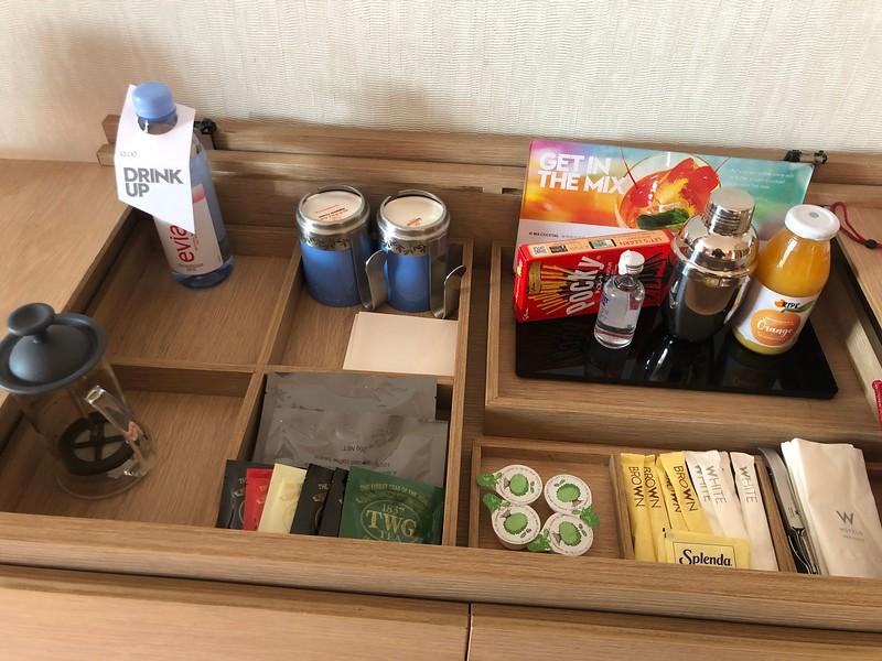 W Hotel Sentosa Away Room