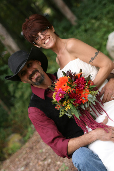 Bill and Paula