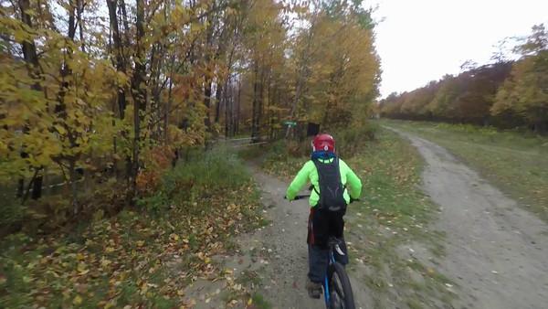 MTN Biking 2015