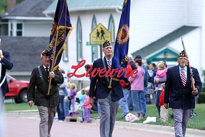 JCC Homecoming Parade 2013