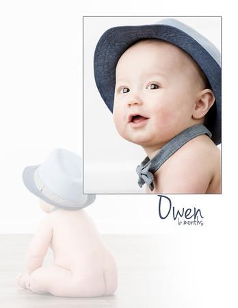 Owen 6 Months