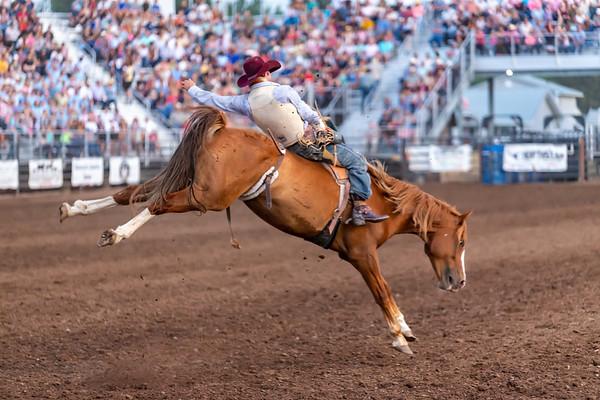 Preston Night Rodeo 2021