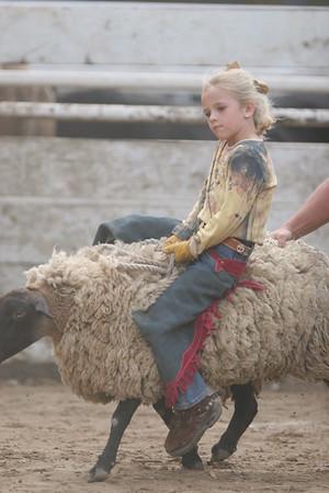 SPYR  10/14/2006 Sheep Riding