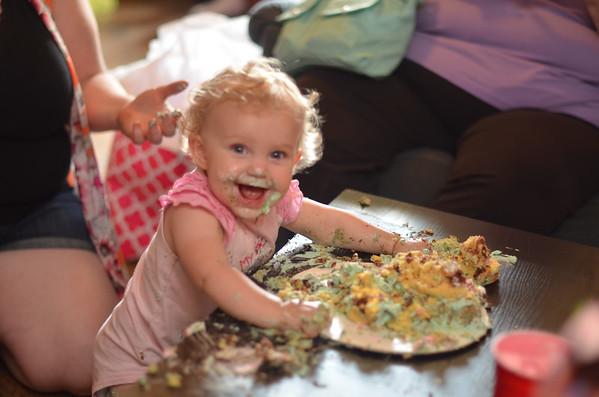 Baby Michaela's 1st Birthday Party