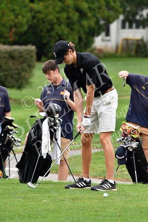 Berks Catholic vs Muhlenberg Golf 21 - 22